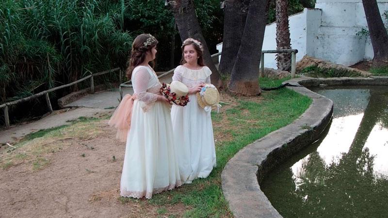 Video Comunión Daniela & Claudia