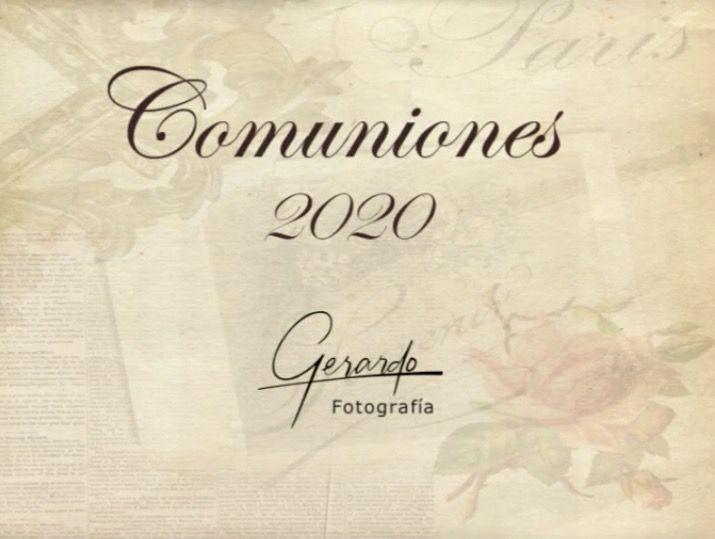 Video Comuniones 2020