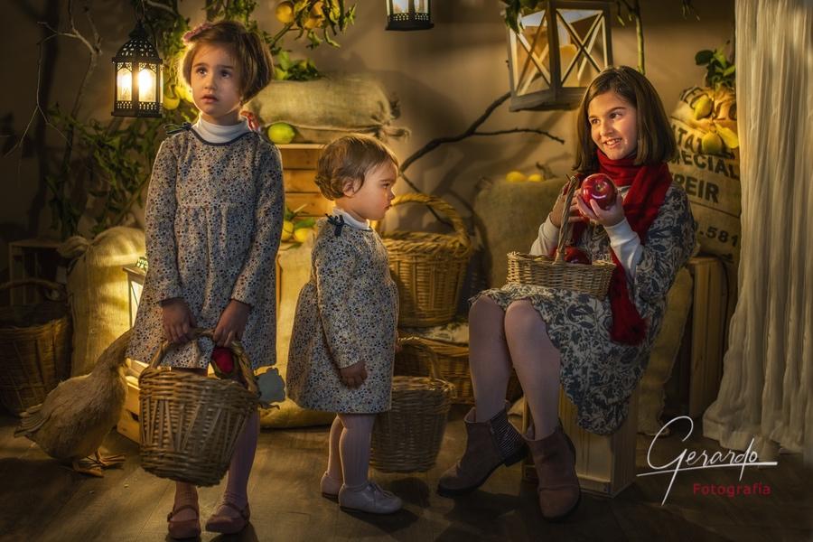 Maria, Elena & Lucia